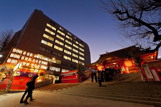 hanazono shirine