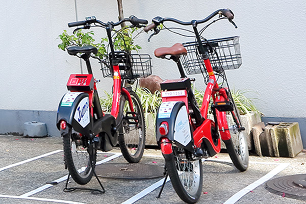 Bicycle Sharing Service